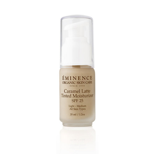Caramel Latte Tinted Moisturizer SPF 25 (light to medium)
