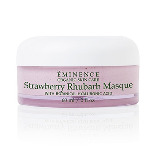 Strawberry Rhubarb Masque