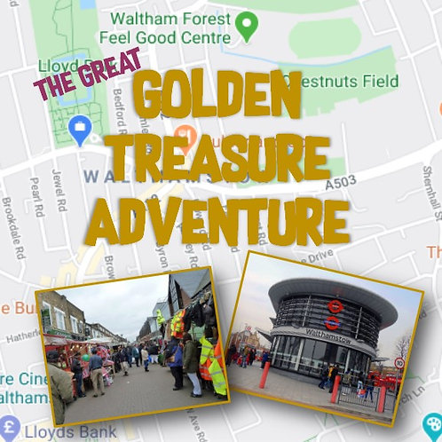 Walthamstow Golden Treasure Adventure
