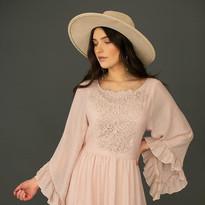 Swingy Ruffle Dress