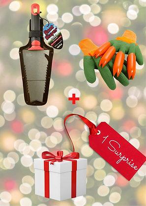 Pack Christmas RootSlayer Petite-Main ™ + 1 CADEAU