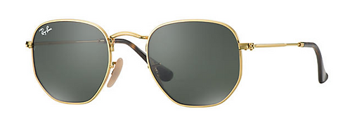 Ray-Ban Hexagonal Flat Lenses (RB3548)