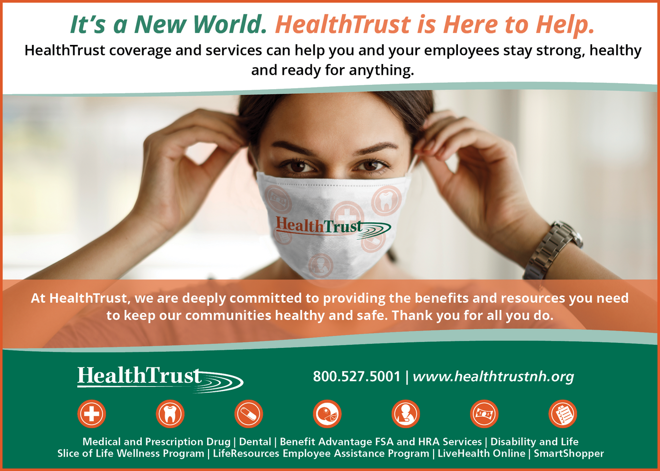 Gold Partner HealthTrust