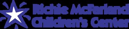 Richie McFarland Childern's Center Logo.