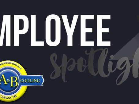 Employee Spotlight // May 2017