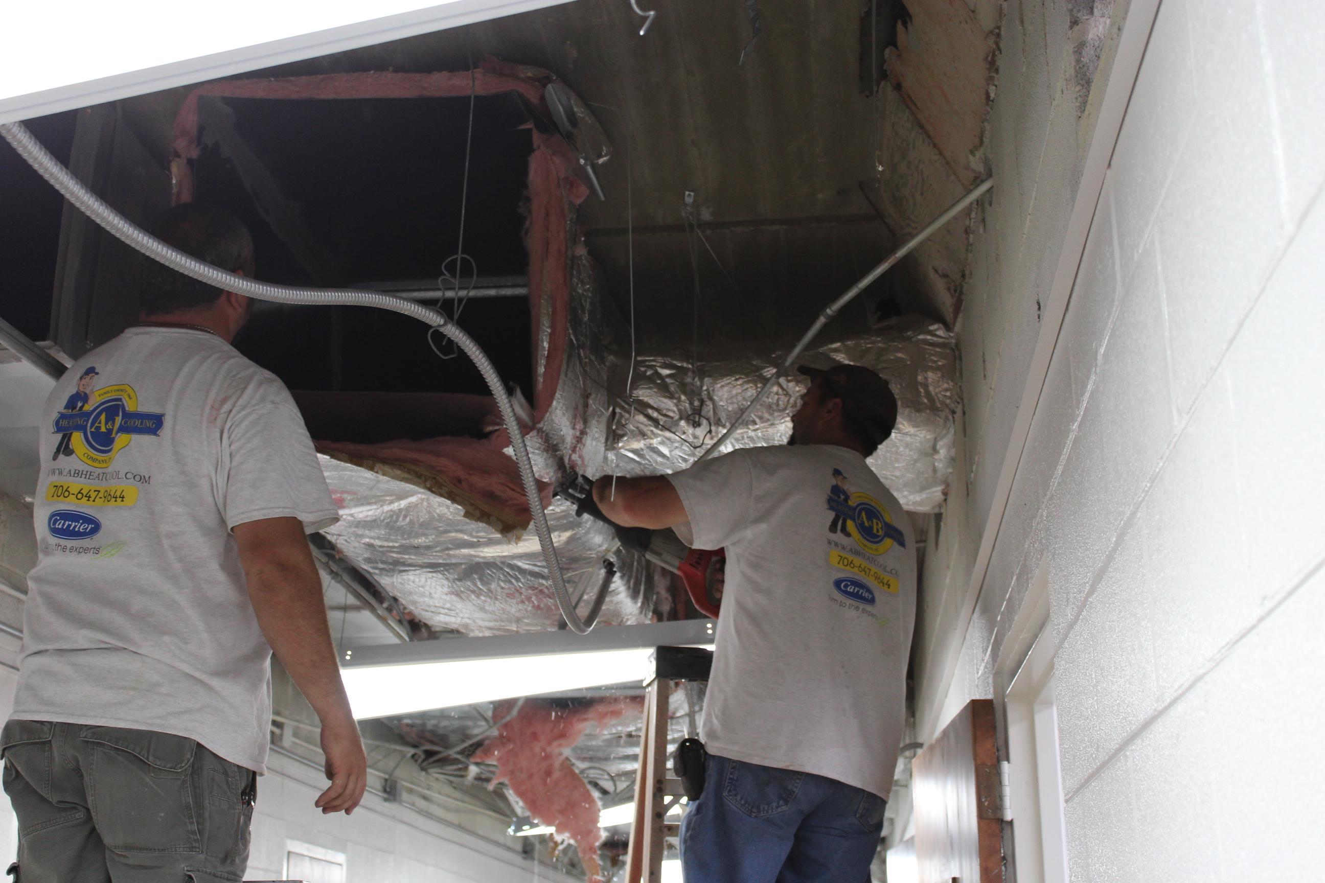 heater repair griffin