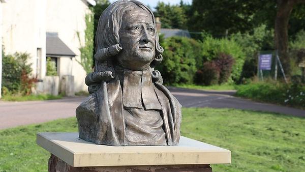 John Wesley Memorial at Devauden