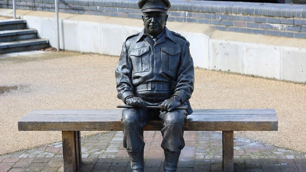 Captain Mainwaring of 'Dad's Army' Fame