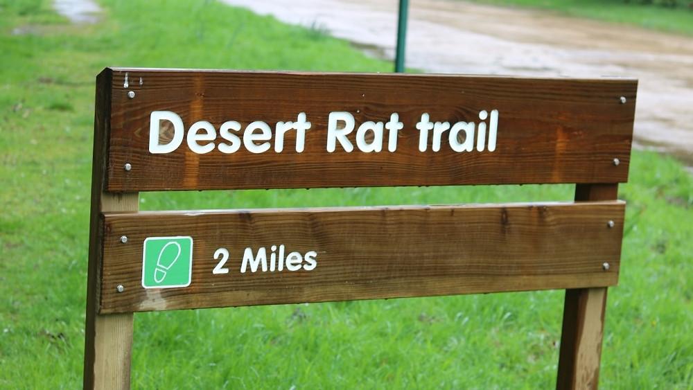 The Desert Rat Trail
