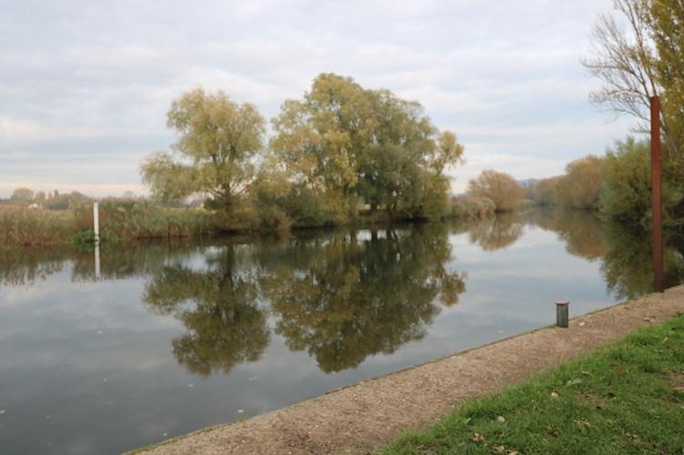 An Idyllic Waterway