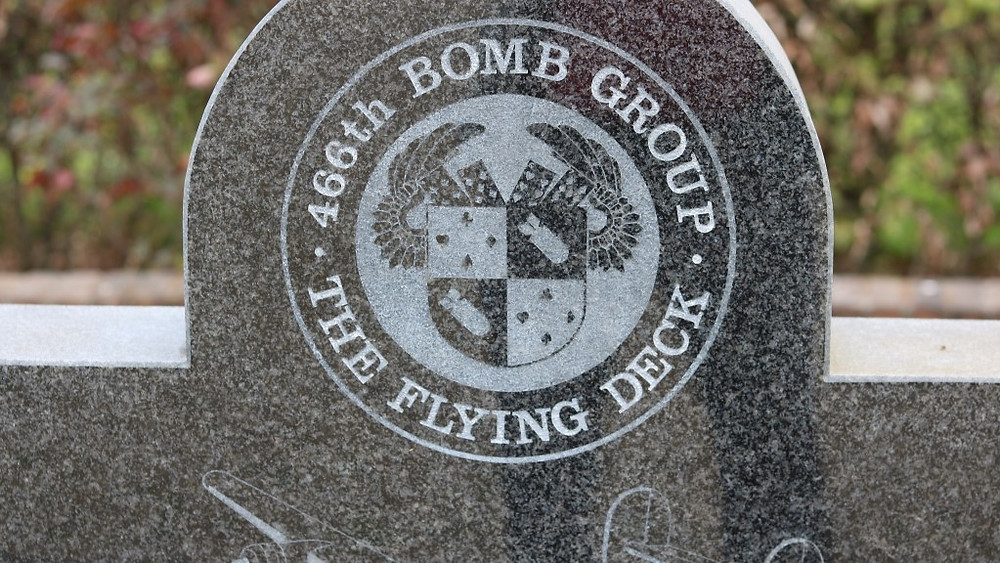 The Tribute to the 466th Bomb Group