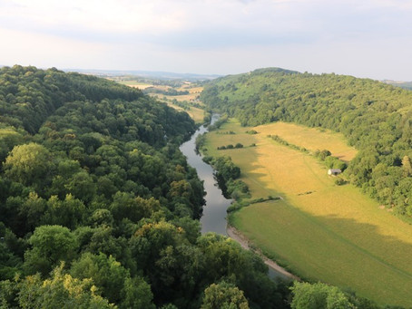 VISIT   Breathe in Beauty at Yat Rock   Gloucestershire