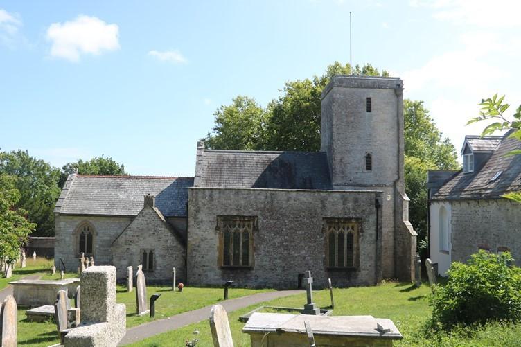 Stinsford Parish Church