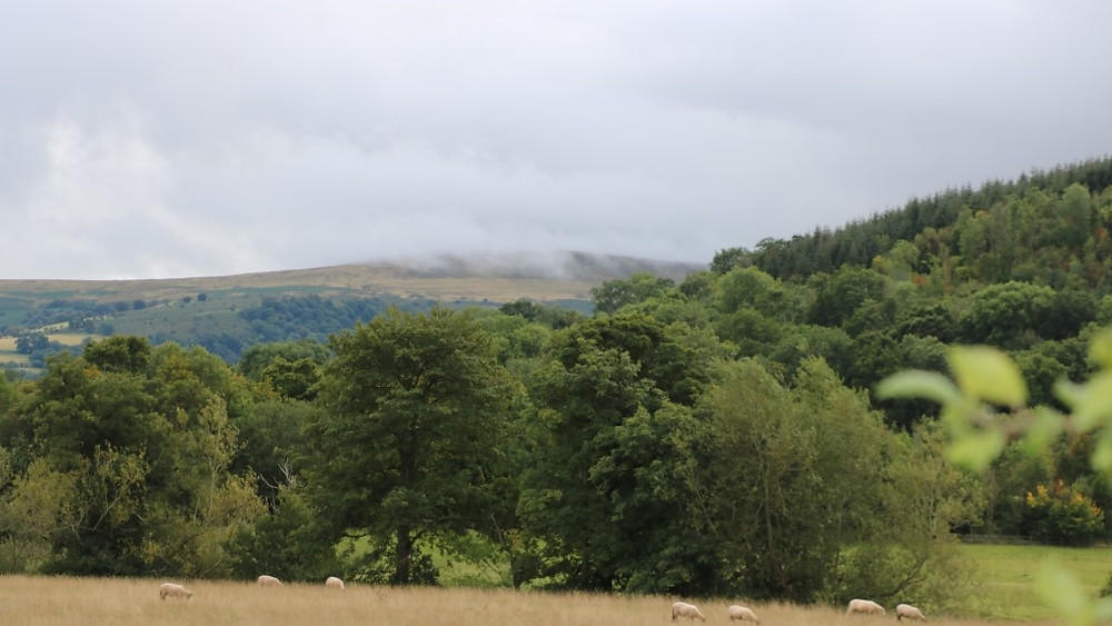 The Views Abound in the Brecon Beacons National Park