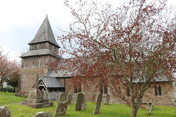 The Poets Church at Orcop