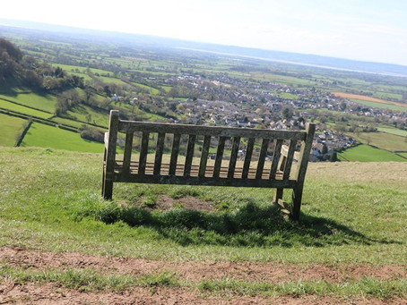 VISIT   Seeing Space at Selsley Common   Gloucestershire