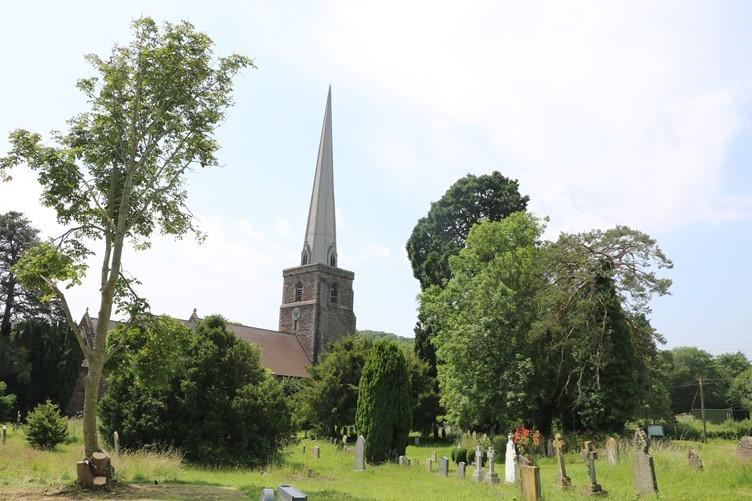 Peterchurch's Church