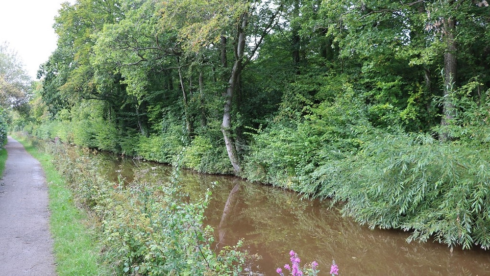 The Mon and Brec Canal