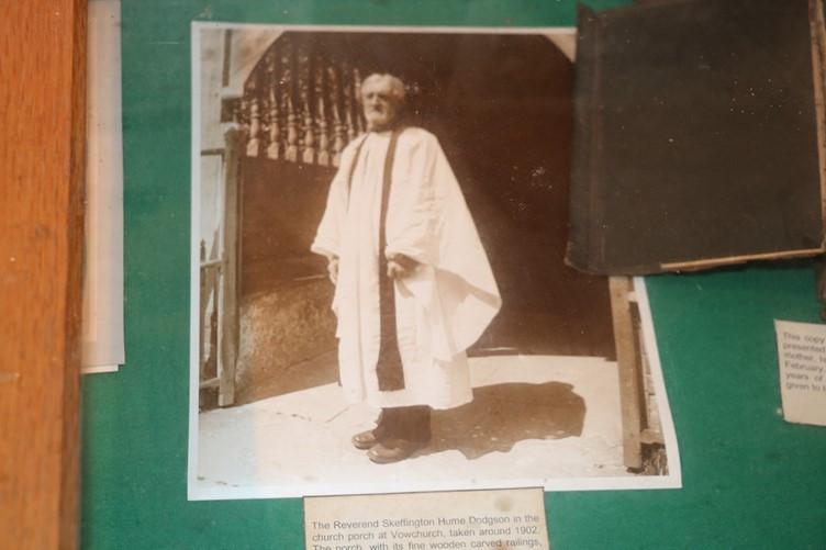The Reverend Skeffington Hume Dodgson