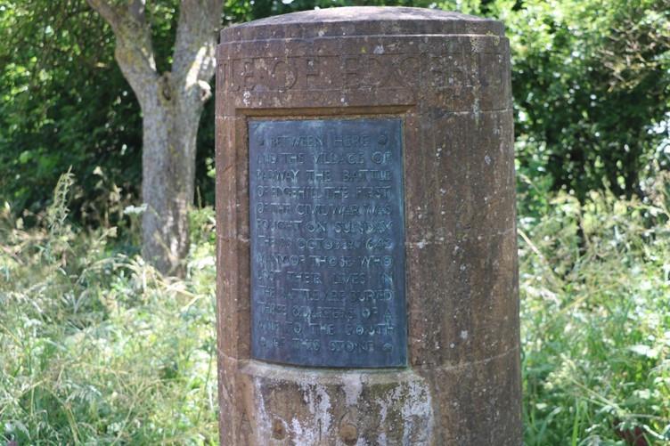 The Edgehill Marker
