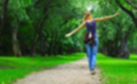 как похудеть, пешие прогулки