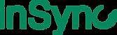 inSyncのロゴ