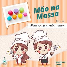 feed Massinha de Modelar - receita casei