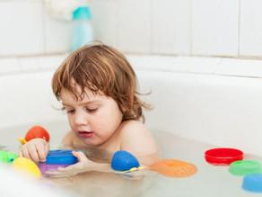 O banho como lugar de aprender 🛀🏾