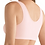Thumbnail: Amoena Frances Non Underwire Mastectomy Bra Rose 2128