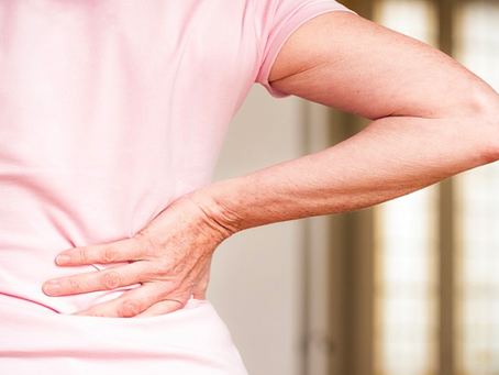 5 tips to help reduce low back pain