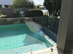 Balustrade Glass Fence Twin Waters