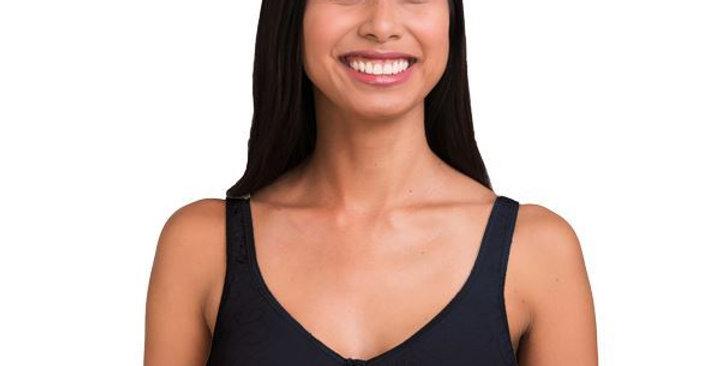 Trulife Lana Underwired Mastectomy Bra - Black 4009
