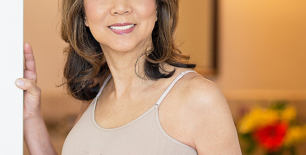 ABC Comfy Mastectomy Bra Natural 131