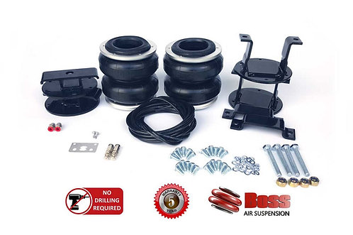 "BOSS AIRBAG LOAD ASSIST KIT - MQ & MR TRITON STD. HT. up to 2"" RAISED HT."