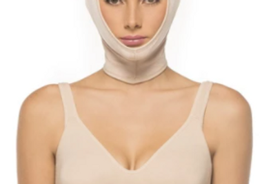 Annette Face and Neck Wrap Canelle AN17396C
