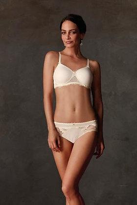 Amoena Aurelie Padded Non Underwire Mastectomy Bra - Cream 44155