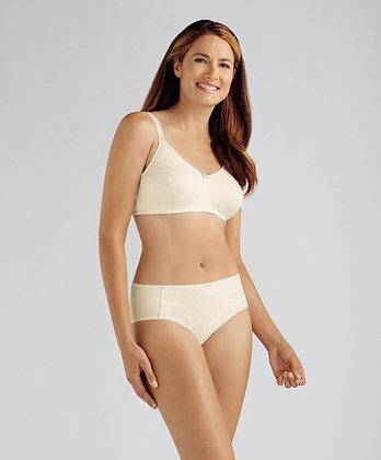Amoena Annette Non Underwire Mastectomy Bra Off White 44027