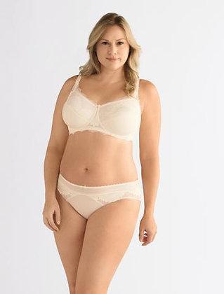 Amoena Aurelie Non Underwired Mastectomy Bra Off White 44153