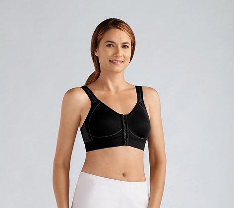 Amoena Ester Compression Sports Bra Black 42577