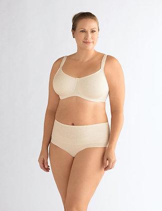 Amoena Annette Flexi Underwire Mastectomy Bra Cream 44028