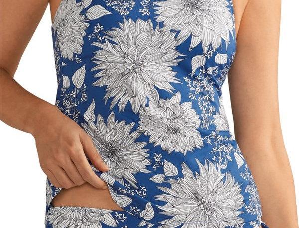 Amoena Jersey Mastectomy Tankini SET 71127 10C, 16C, 18C