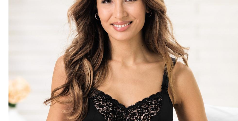 Anita Havanna Non Underwire Mastectomy Bra - Black 5712X