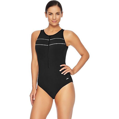 Speedo Womens Spirit Turbo One Piece Mastectomy Swimsuit 22R97/0024