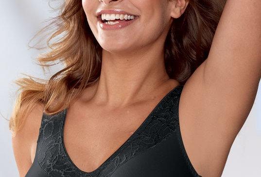 Anita MicroEnergen Comfort Soft Bra - Black (2-3 weeks delivery) 5409