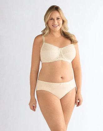 Amoena Lilly Underwire Mastectomy Bra Off-White 43911