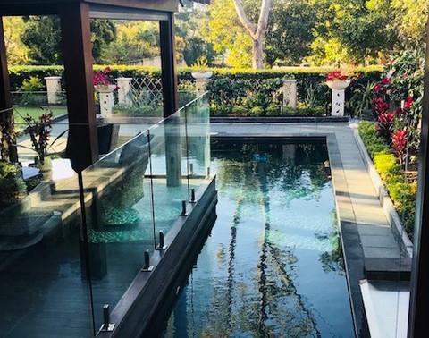 Buderim Minyama and Palmview creating great views through Glass Pool Fencing