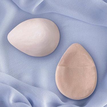 Trulife Featherweight Teardrop External Breast Prosthesis 615.