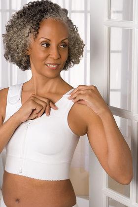 Amoena Patricia Compression Bra White 2863