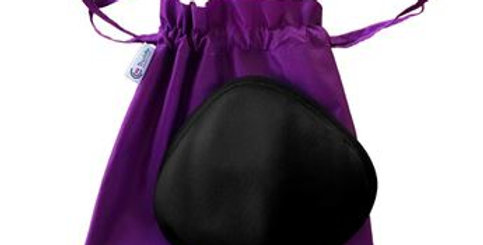 Trulife Activeflow External Breast Prosthesis Black 630B