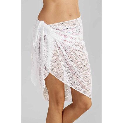 Amoena Beach Skirt White 71068